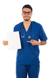 Young doctor stock photos