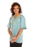 Young Doctor or Nurse Royalty Free Stock Photos