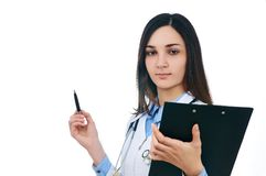 Young doctor Stock Photography