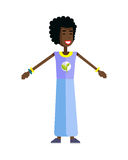 Young Ecologist Character Vector Illustration. Stock Photo
