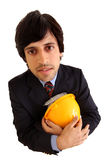 Young engineer Stock Photography