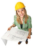 Young engineer Royalty Free Stock Images