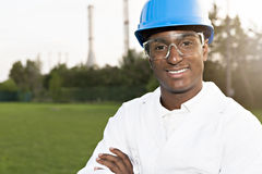 Young engineer Stock Photos