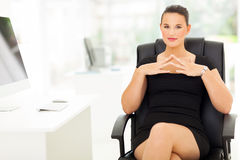 Young entrepreneur office Royalty Free Stock Photo