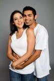 Young ethnic couple Stock Photo