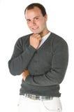 Young european guy Stock Photo