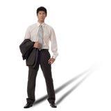 Young executive Stock Image