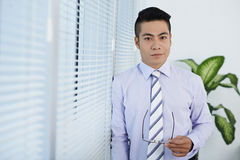 Young executive Royalty Free Stock Images
