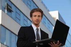 Young executive Royalty Free Stock Photos