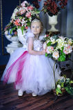 Young fairy Stock Images
