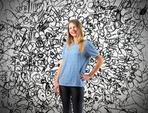 Young fashion Stock Images