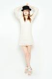 Young Fashion Beauty Stock Photo