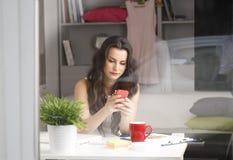 Young fashion designer Stock Photo
