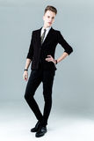 Young fashion man Stock Photography