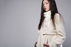 Young fashion model. Royalty Free Stock Photo