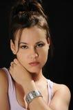 Young fashion woman Stock Photos
