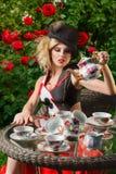 Young fashion woman Royalty Free Stock Photo