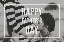 Young father kissing belly of his pregnant wife. Fathers day. Stock Photo
