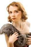 Young female Royalty Free Stock Photo