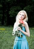 Young Female Royalty Free Stock Photography