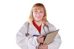 Young female doctor Stock Photo