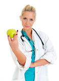 Young female doctor Royalty Free Stock Images