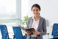 Young female entrepreneur Stock Photos