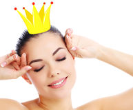 Young female Royalty Free Stock Images