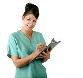 Young Female Nurse Royalty Free Stock Photos
