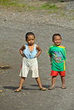 Young Filipino boys Royalty Free Stock Photos