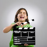 Young film director Royalty Free Stock Images
