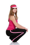 Young fit woman Stock Image