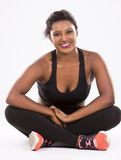 Young fitness woman Royalty Free Stock Photography