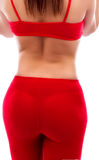 Young fitness woman body Royalty Free Stock Photos