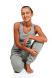 Young fitness women in sport wear Stock Image