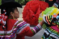 Young  Flamenco Dancer Royalty Free Stock Photos