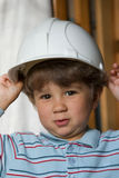 The young foreman Royalty Free Stock Images