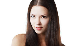 Young fresh woman Royalty Free Stock Photos