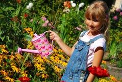 Young gardener Royalty Free Stock Photos