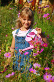 Young gardener Royalty Free Stock Photo