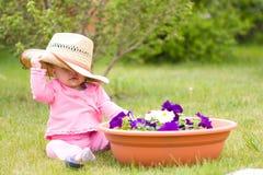 Young gardener Stock Photos