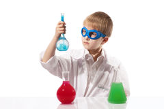 Young genius (1) Royalty Free Stock Images