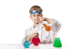 Young genius (3) Stock Image