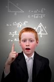 Young Genius Stock Images