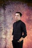 Young gentleman Stock Image