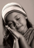 Young girl Stock Images