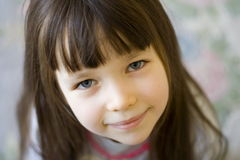 Young girl. Beautyfiful girl Royalty Free Stock Images