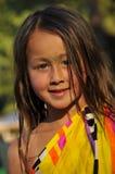 Young Girl Dancer Royalty Free Stock Photos