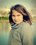 Young girl. Royalty Free Stock Photo