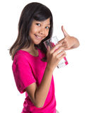 Young  Girl With A Glass Of Water XI Stock Images